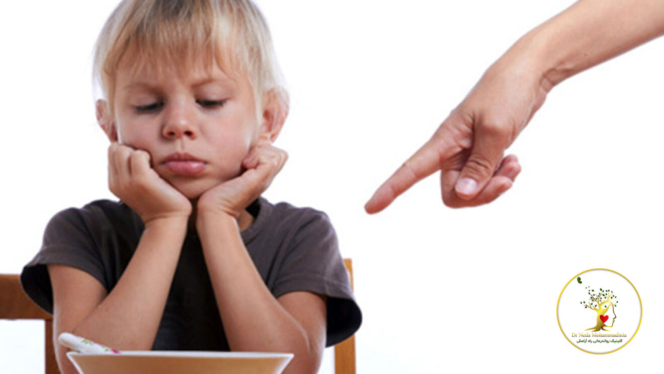 بد غذایی در کودک