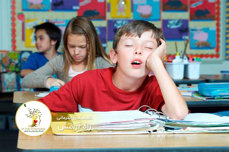 کودکان-خواب-آلود
